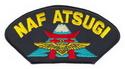 NAF Atsugi Ballcap Patch