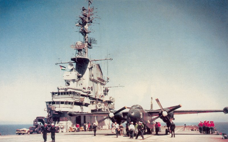 USS Oriskany, CVA/CV-34