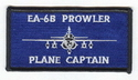 EA-6B Plane Captain