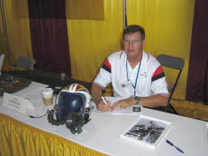 Charles B. DeBellevue VIP Photos amp Autographs
