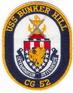 USS Bunker Hill, CG-52
