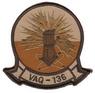 VAQ-136 Gauntlets Desert Scheme